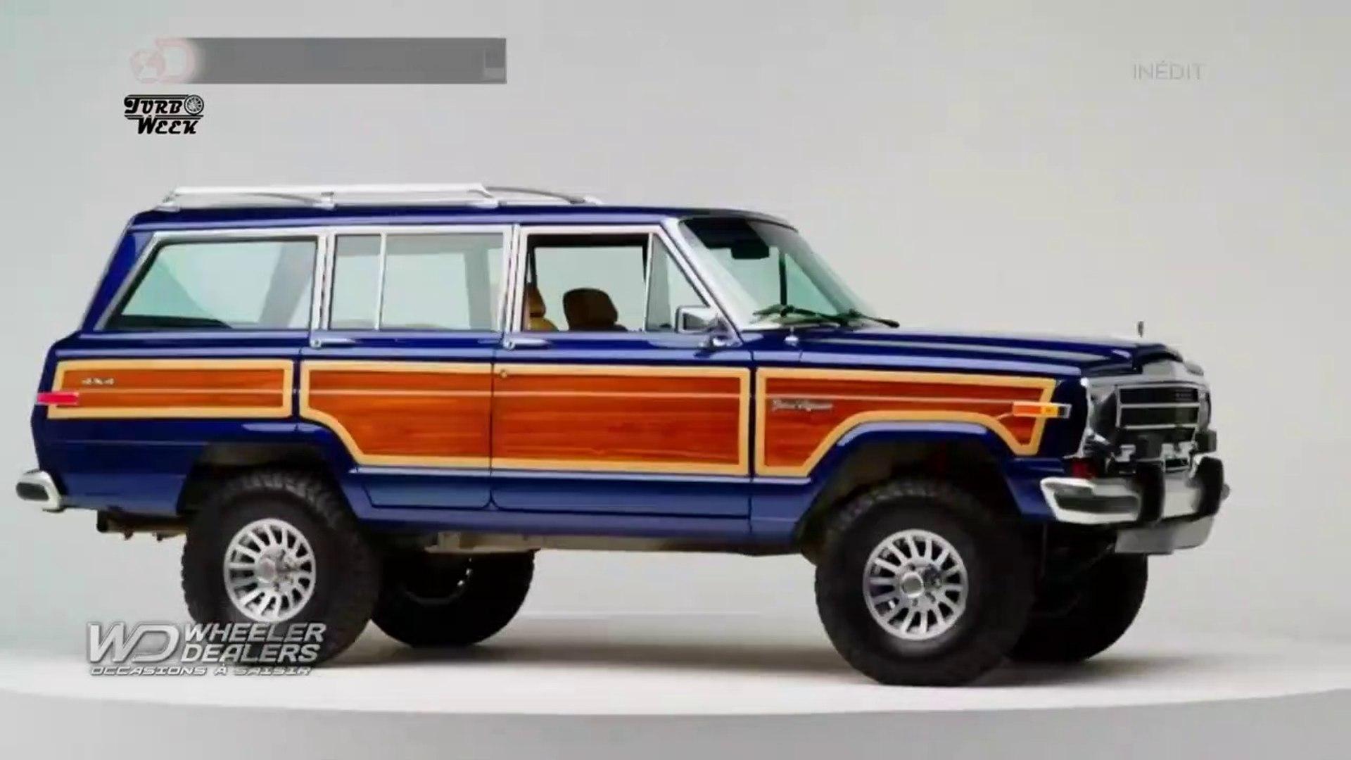 Jeep Grand Wagoneer >> Wheeler Dealers Hd Jeep Grand Wagoneer 1988