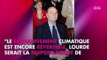 Jacques Chirac : son célèbre discours avant-gardiste sur l'environnement en 2002
