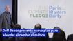 Jeff Bezos presenta nuevo plan para abordar el cambio climático