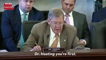 Senator Tells Army Vet And Doctor 'You're So pretty, If You Take A Little Longer I Won't Say Anything'
