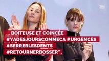 """Demain nous appartient : """"boiteuse et coincée"""", Vanessa Demouy raconte son accident sur le tournage de la série"""