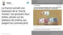 La « Movie money », ces faux billets qui circulent à Rennes