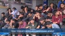 Sempat Ditahan Usai Demo di DPR, Polisi Pulangkan 56 Mahasiswa