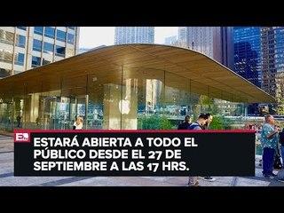 Inauguran tienda de Apple en Plaza Antara