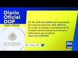 La Secretaría de Seguridad confirma acuerdo con policías federales | Noticias con Francisco Zea