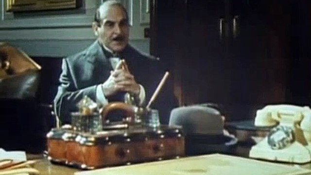 Agatha Christie's Poirot Season 3 Episode 9 The Theft of the Royal Ruby (1991)