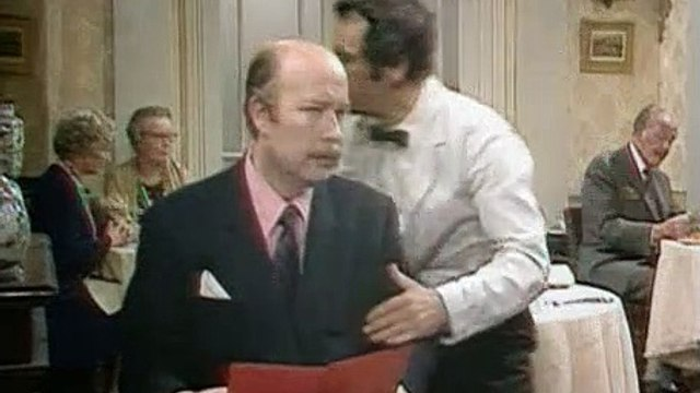Fawlty Towers Season 1 Episode 4 - The Hotel Inspectors