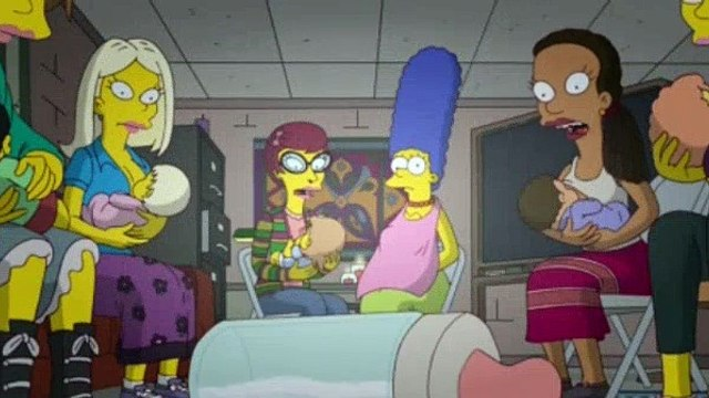 The Simpsons Season 24 Episode 7 - The Day the Earth Stood