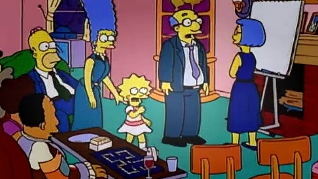 The Simpsons Season 8 Episode 6 - A Milhouse Divided