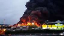 Incendie de l'usine Lubrizol à Rouen