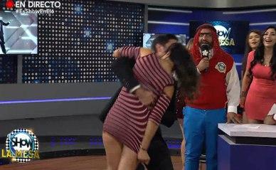 ¡Que buena bailada le dieron!