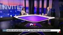 Entretien avec l'ambassadrice de France au Maroc, Hélène Le Gal - 26/09/2019