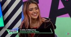 Maia Reficco en MTV Fans en Vivo