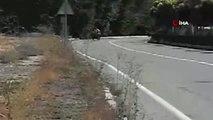Alkollü sürücünün ölüme davetiye çıkaran yolculuğu kamerada