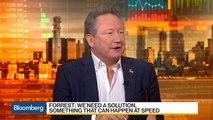 Australian Billionaire Forrest Wants to End Worldwide Plastic Waste