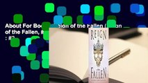 About For Books  Reign of the Fallen (Reign of the Fallen, #1)  Best Sellers Rank   #2