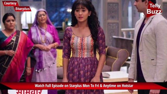 Today Full Episode || Yeh Rishta Kya Kehlata Hai || 27 September