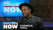 """Sometimes it takes change in your own life"": Todrick Hall on supporting LGBTQ rights"