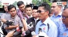Wakil Kesatuan bomba ujar akan terus beri komitmen pada rakyat