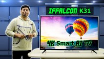 Iffalcon k31: Best Budget 4K HDR Smart AI TV (HINDI)