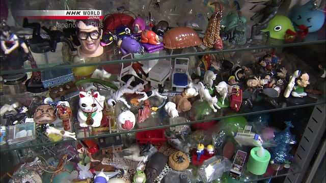 Japanology Plus - Capsule Toys