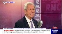 """Jean-Louis Debré à propos de son ami Jacques Chirac: """"Depuis 53 ans, je lui avais donné mon affection"""""""
