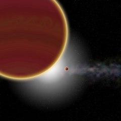 La découverte d'une planète 16 fois plus grande que la Terre