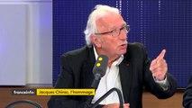 « Je crois que je vais y aller et je vais gagner » : Jacques Vendroux raconte comment Jacques Chirac annonce sa candidature deux ans plus tôt dans un vestiaire