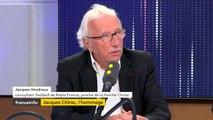 Jacques Vendroux : « Jacques Chirac était quelqu'un de normal, qui connaissait les valeurs de la vie »