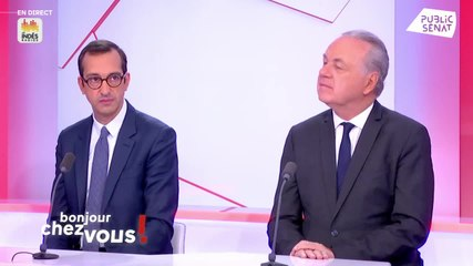 Hervé Morin - Public Sénat vendredi 27 septembre 2019