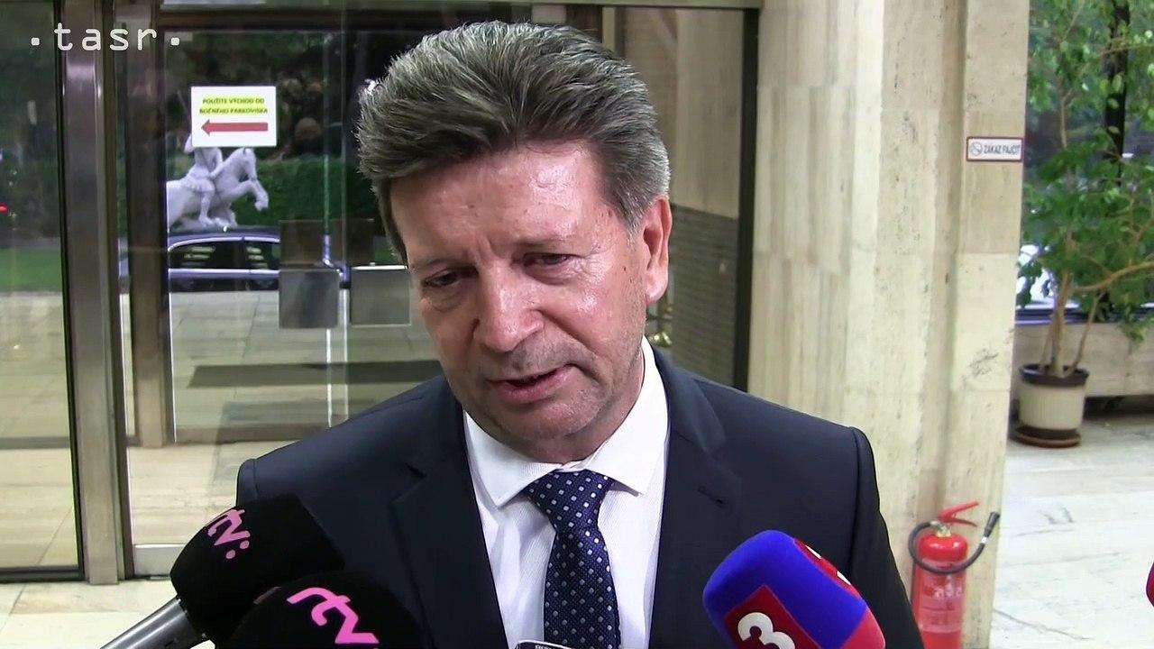 Štátny tajomník rezortu vnútra R. Urbanovič ku kauze Gorila