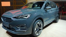 IAA 2019 Seat - World premiere Cupra Tavascan and Seat Tarraco Plug In Hybrid