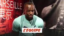 Bolt «J'espère que mes records dureront encore 15 ou 20 ans» - Athlétisme - Interview
