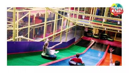 A world class indoor playground opens at Gateway Ekamai