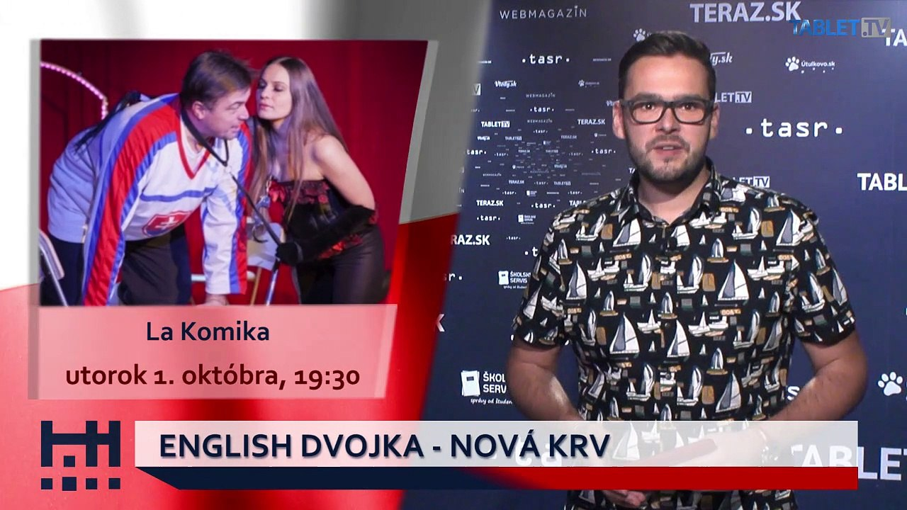 POĎ VON: English dvojka a Old´s Cool Bratislava
