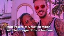 Matt Pokora : il s'exprime sur un potentiel mariage avec Christina Milian