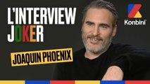Joaquin Phoenix raconte sa transformation Joker