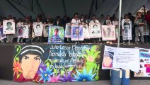 Protest marks 5th anniversary of the disappearence of 43 students
