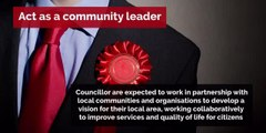 What does your local councillor do