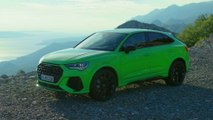 The new Audi RS Q3 Sportback Exterior Design