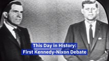 The Day Kennedy And Nixon Went On Air