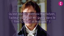 Qu'est devenu Matthew MacFayden, Mr Darcy d'Orgueil et Préjugés ?