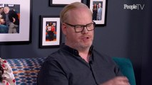 """Jim Gaffigan Talks Auditioning to Play """"Crappy"""" Boyfriend on 'Sex and the City': """"I Can't Believe I'm Doing This as a Living"""""""