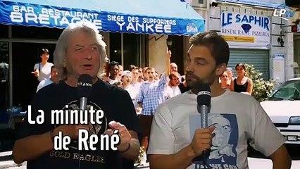 Debrief OM-Montpellier - La minute de René