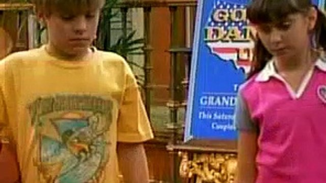 The Suite Life of Zack and Cody - 1x07 - Footloser