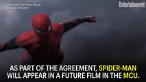 Spider-man Swings Again: Marvel, Sony Reach Deal on Next Tom Holland Film