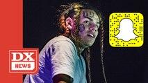 "Snapchat Announces ""Tekashi 6ix9ine Vs. The World"" Documentary Series"