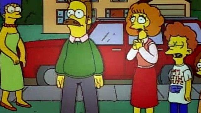 The Simpsons Season 8 Episode 8 - Hurricane Neddy