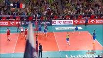 Volleyball | Euro 2019 : Demi finale Pologne vs Slovénie