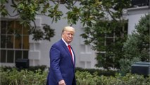Trump Says He Never Agreed To What Iran's President Is Claiming
